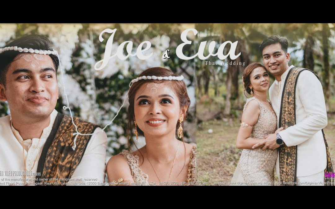 Thai Wedding @ Jeniang | Joe & Eva
